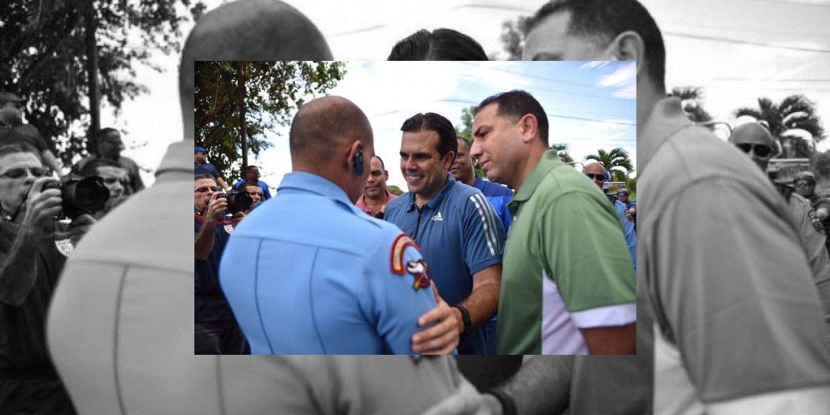 Rosselló Nevares presenta en Guayama propuestas para activar la agricultura