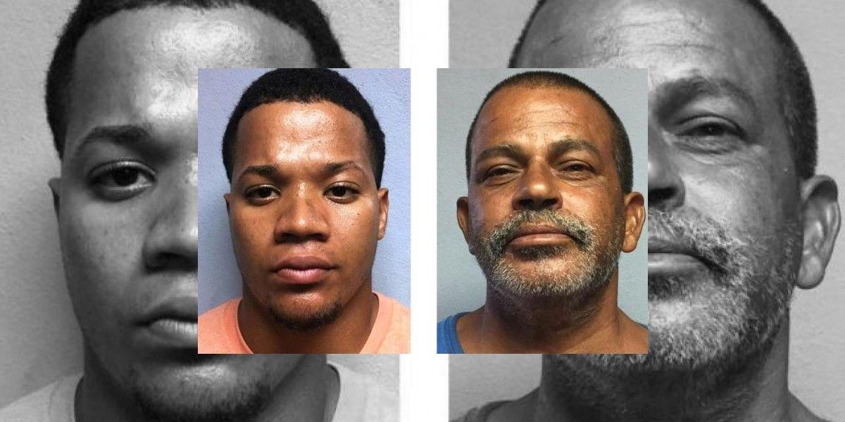 Encarcelan a dos hombres por posesión de drogas en residencia de Fajardo