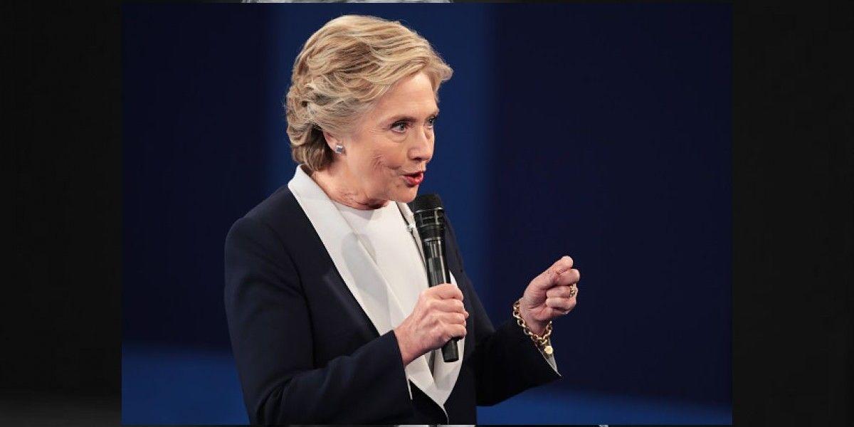 Hillary Clinton asegura vídeo demuestra quien realmente es Trump