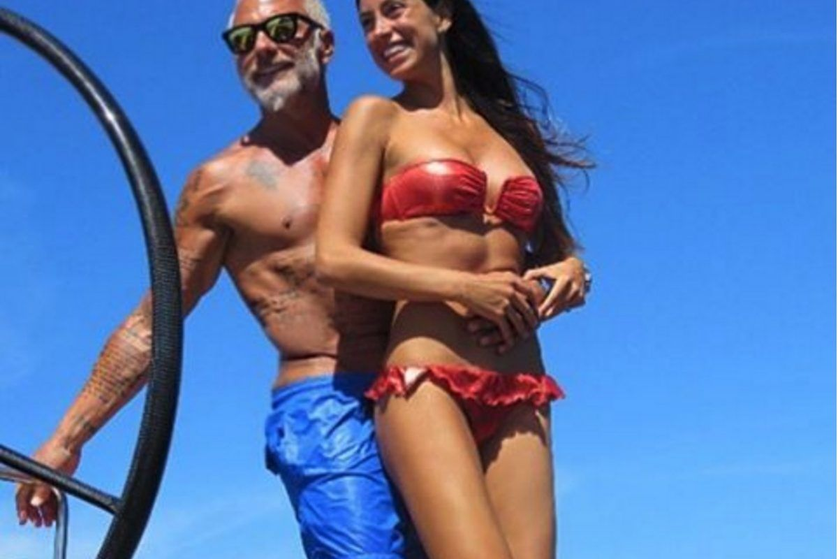 ¡Irreconocible! Así lucía antes al famoso millonario Gianluca Vacchi. Imagen Por: Vía instagram.com/gianlucavacchi/