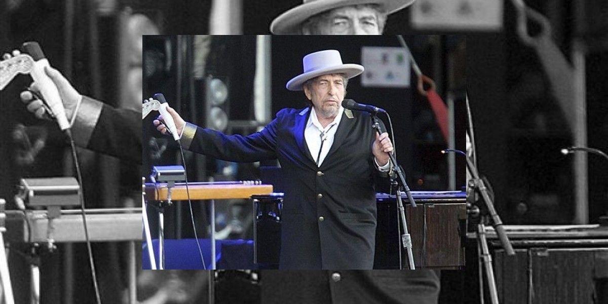 Bob Dylan gana Premio Nobel de Literatura 2016