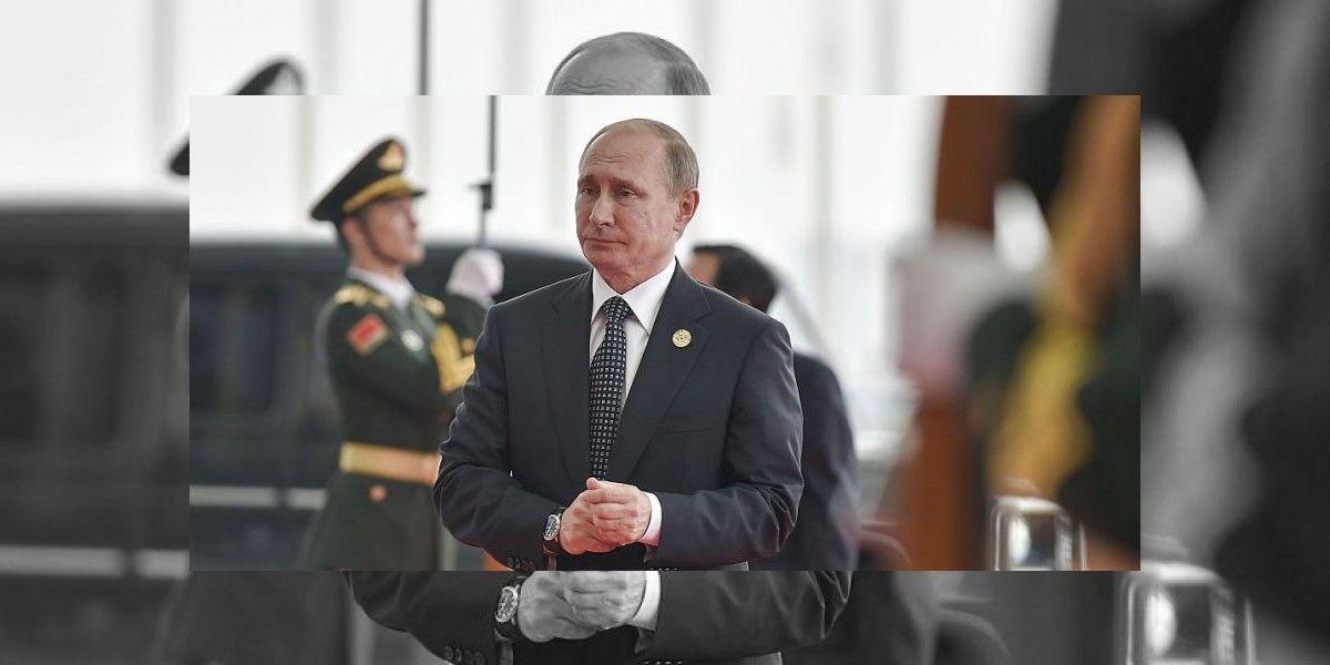 Putin dice a periodistas rusos que EEUU los vigila