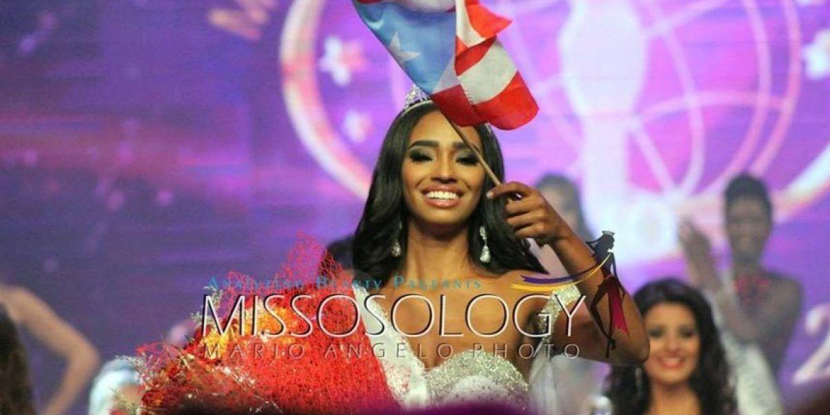 Puerto Rico con buena racha en Miss Intercontinental
