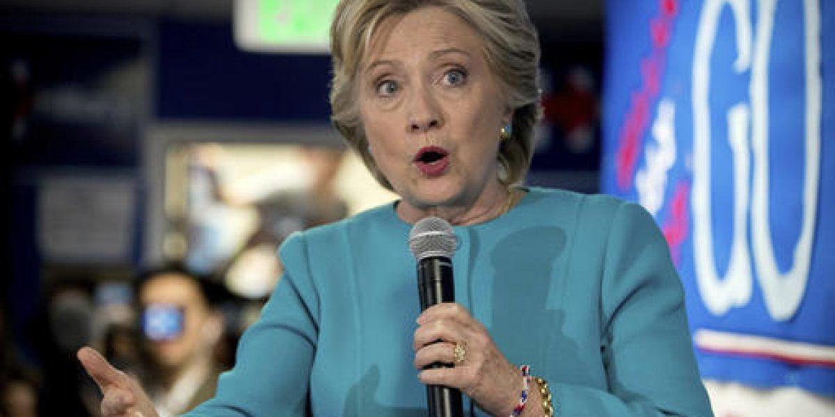Revelan lista de candidatos demócratas a vicepresidente de EE.UU.