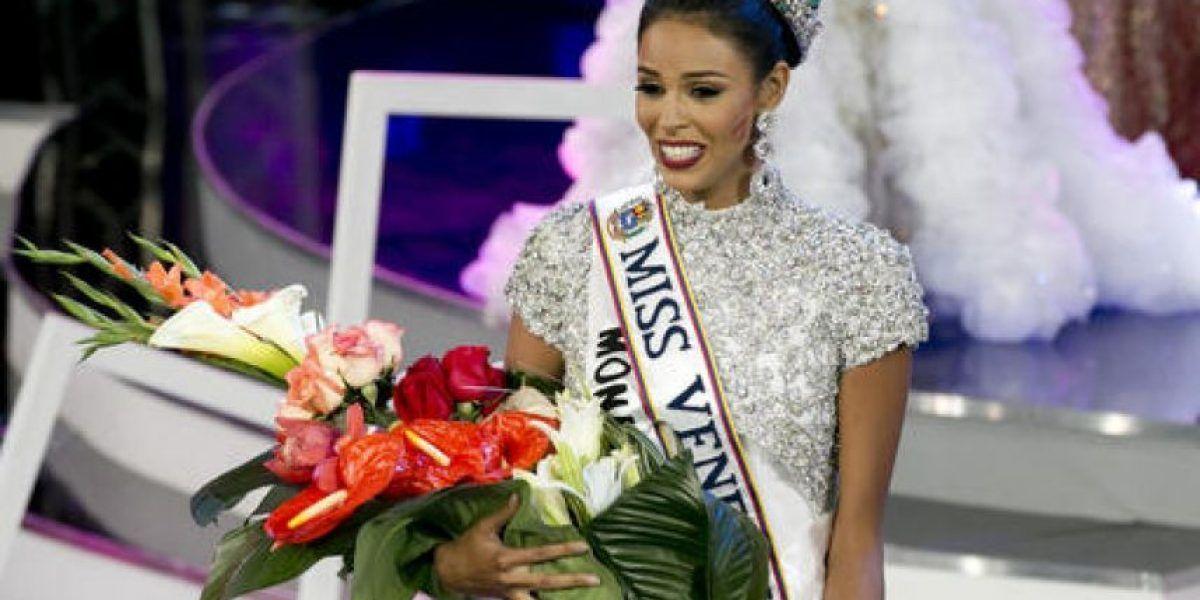 Ingeniera mecánica gana Miss Venezuela 2016