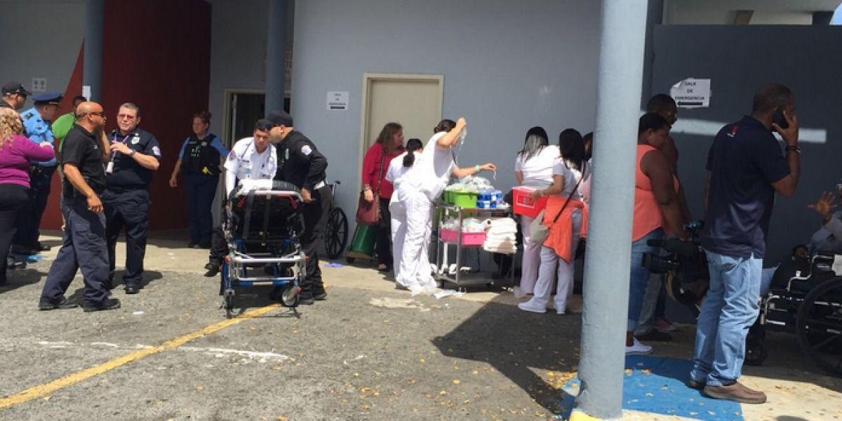 No descartan mano criminal incendio CDT Puerto Nuevo
