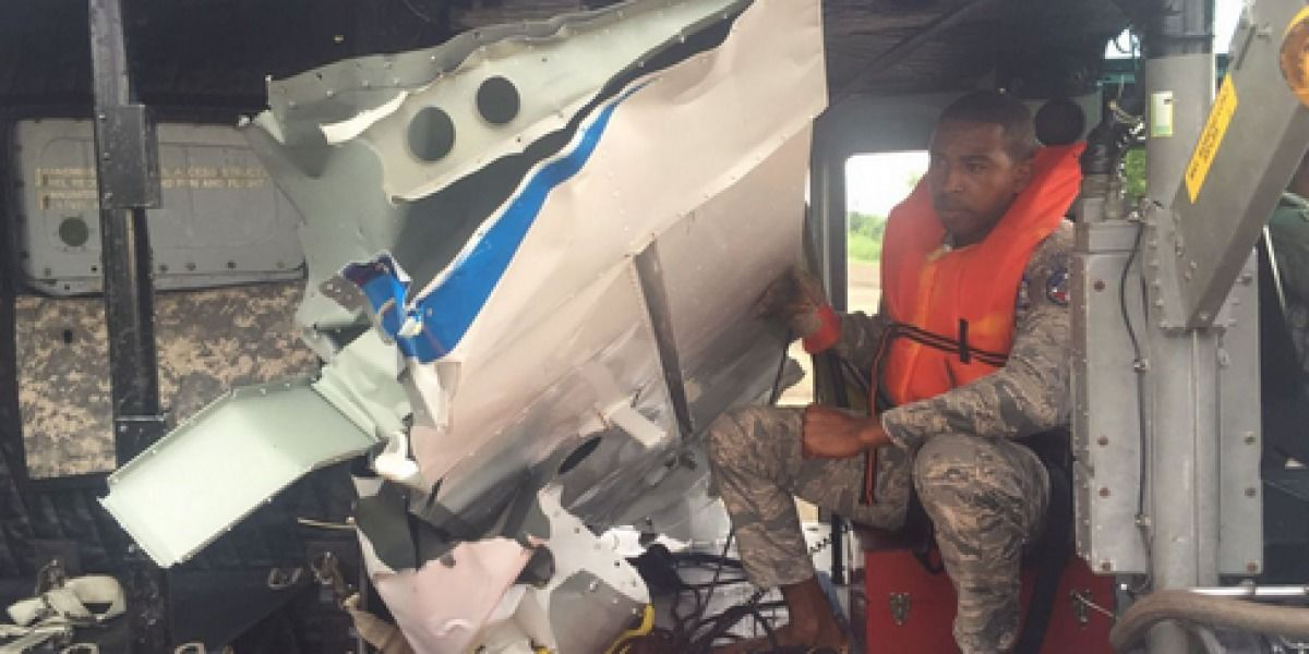 Se estrella avioneta en República Dominicana