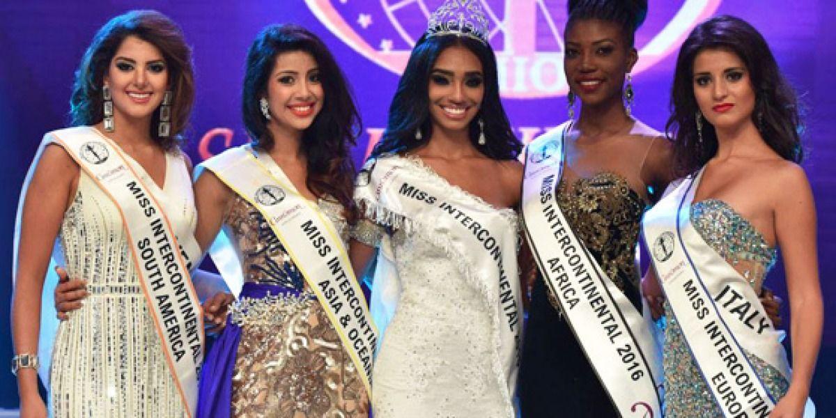 Heilymar lista para crecer con corona de Miss Intercontinental 2016