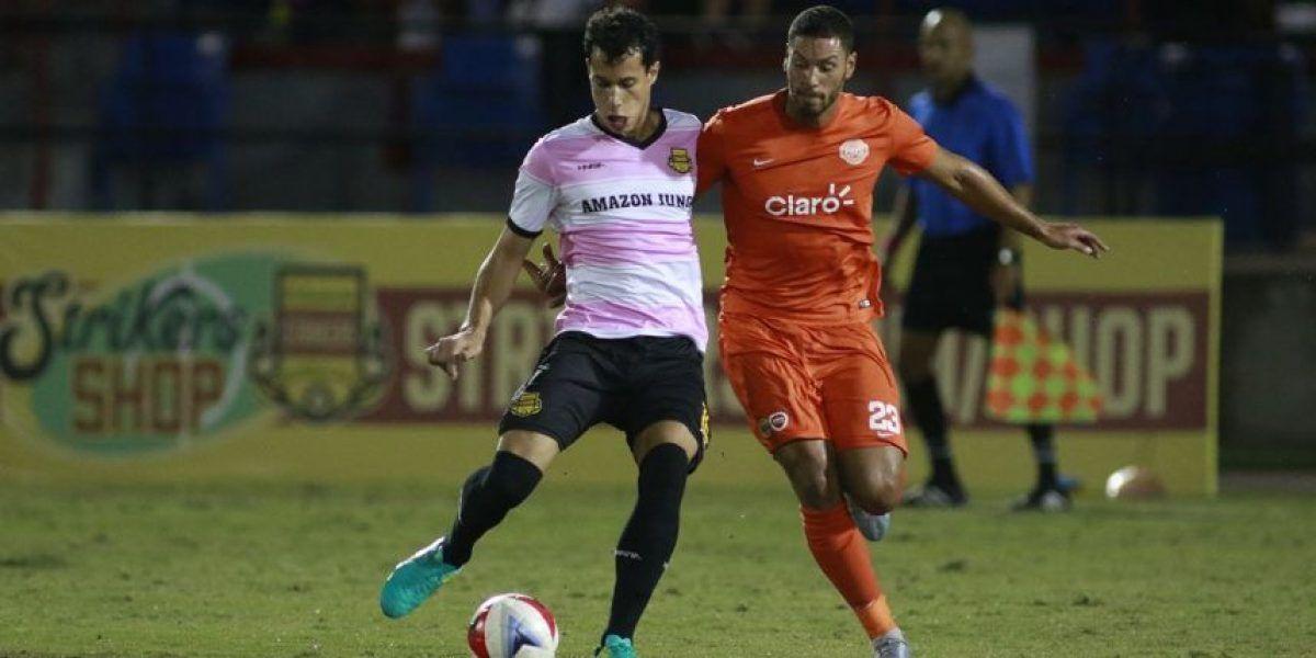 Strikers terminan racha del Puerto Rico FC