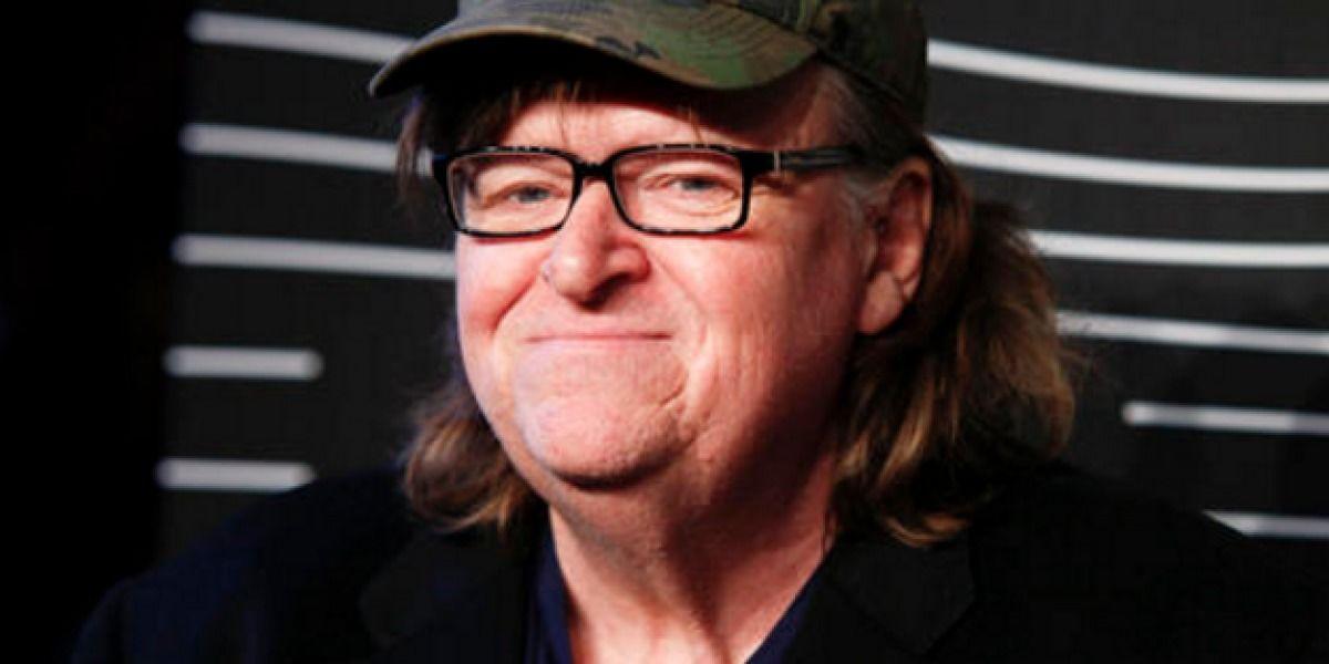 Michael Moore estrena filme sorpresa sobre Trump