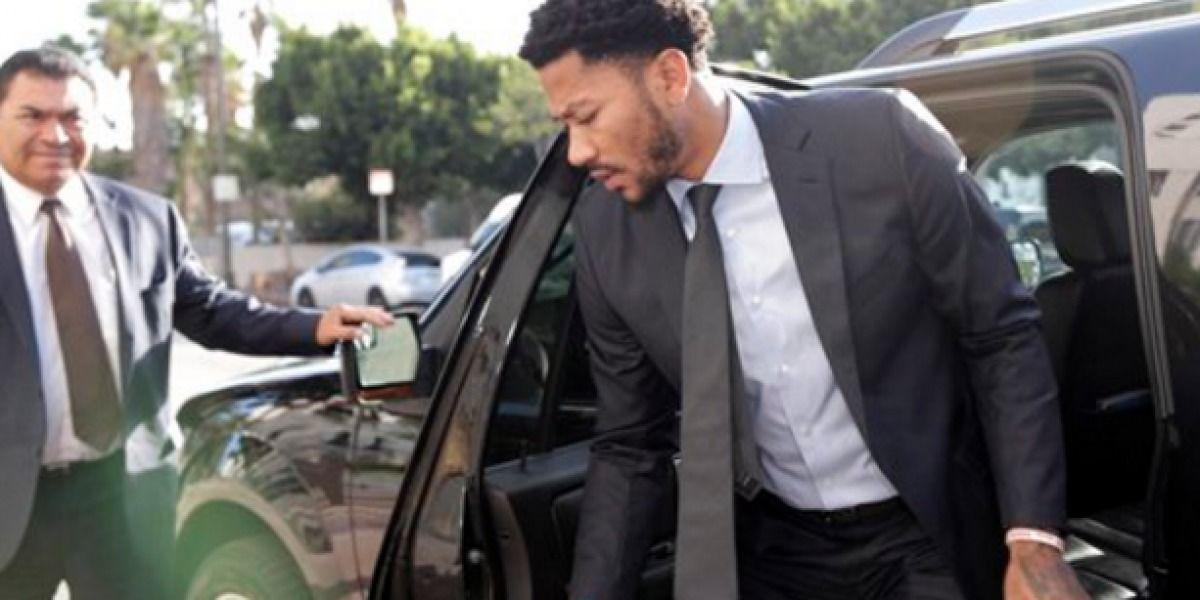 Jurado exonera a Rose en demanda por supuesta violación