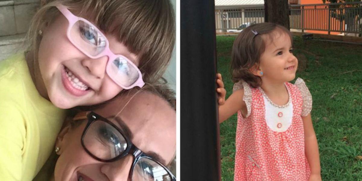 Miranda Bernier y Claudia Rosselló piden por sus padres en redes sociales