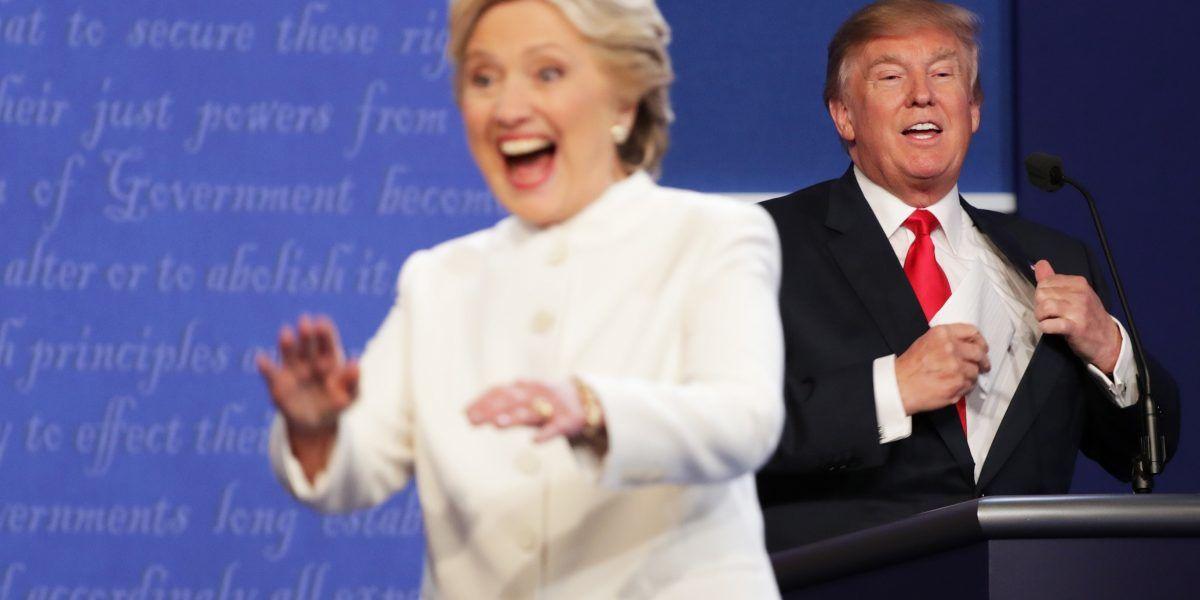 Frases épicas de Clinton en último debate