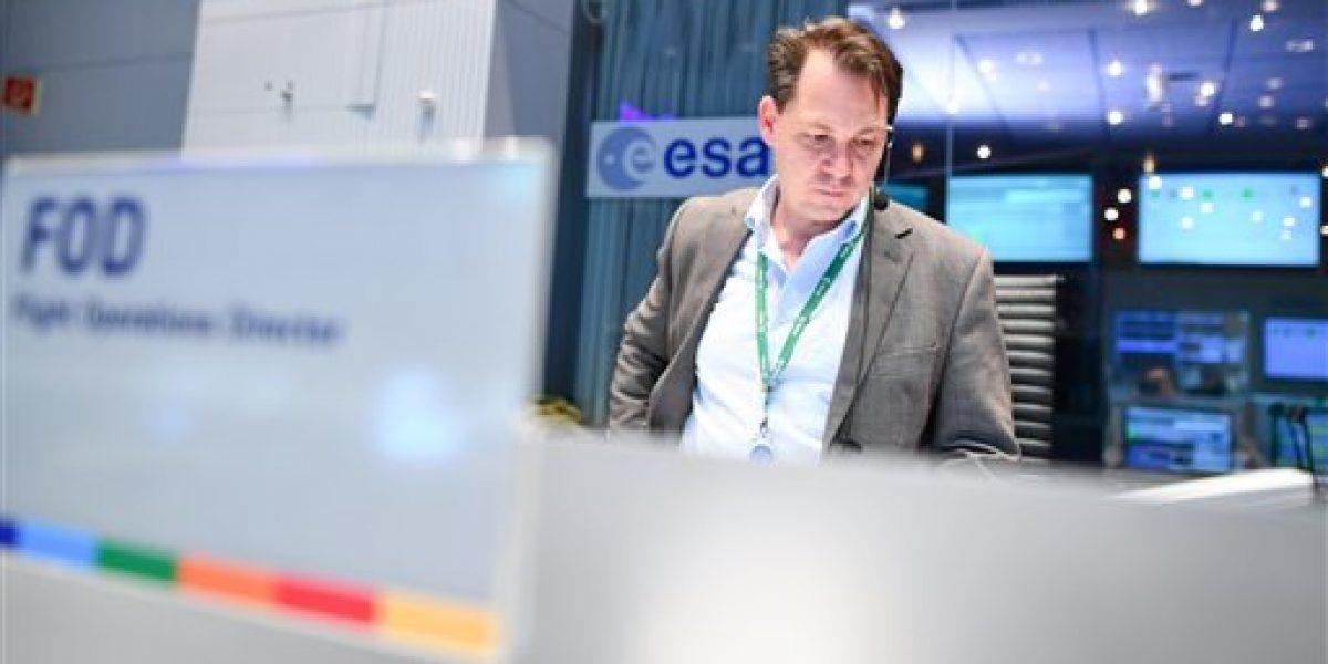 Sonda marciana europea sigue sin enviar señales