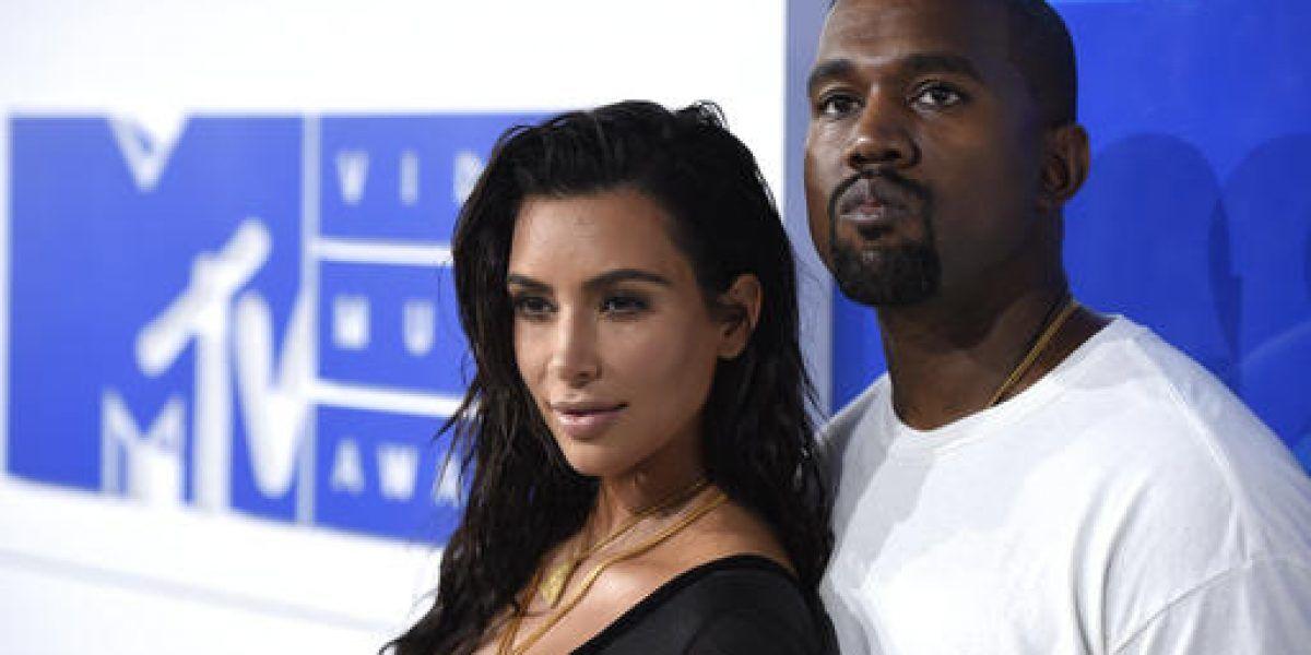 Kanye lamenta que sus hijos no jueguen con hija de Jay Z