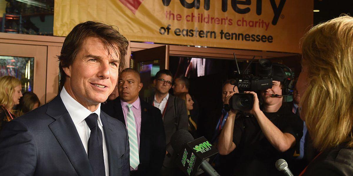 Tom Cruise recrea sus personajes más famosos en 9 minutos