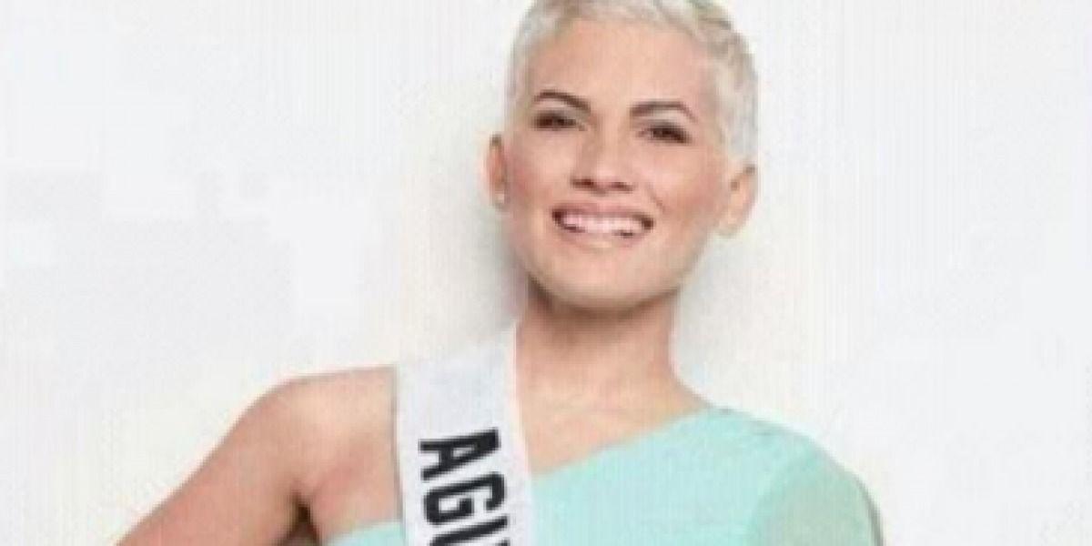 Modelo que rompió con estereotipos en Miss PR Universe está embarazada