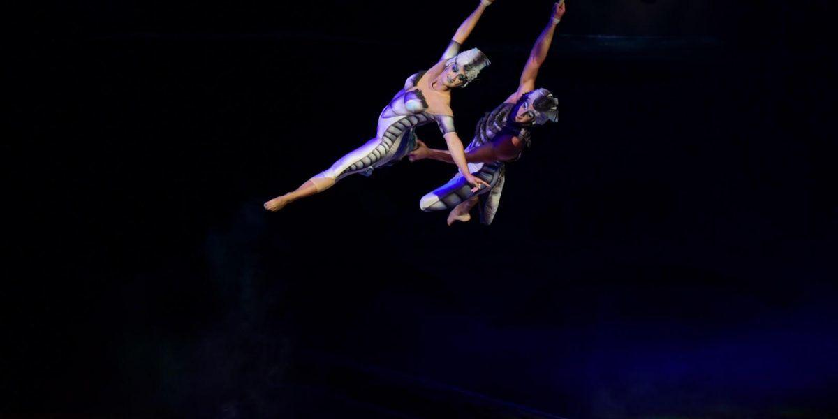 Mágico Ovo de Cirque Du Soleil