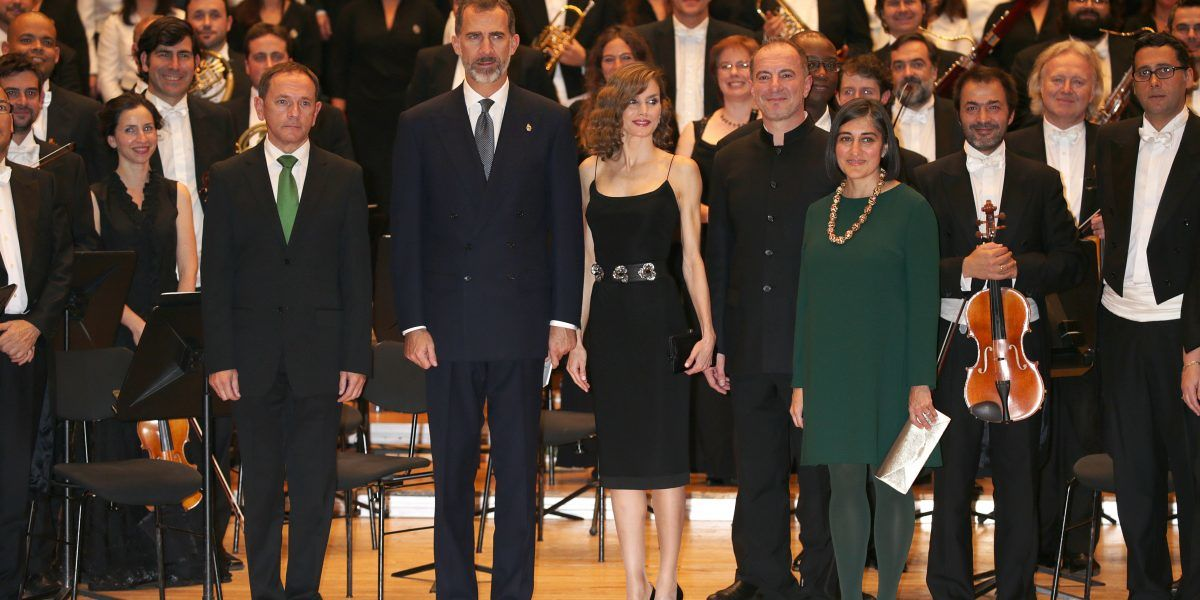 El sexy look de la reina Letizia que desató polémica
