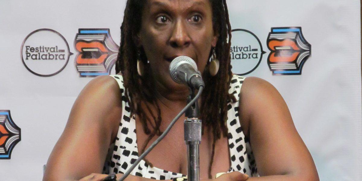 Mayra Santos lamenta que Gobierno no apoye Festival de la Palabra