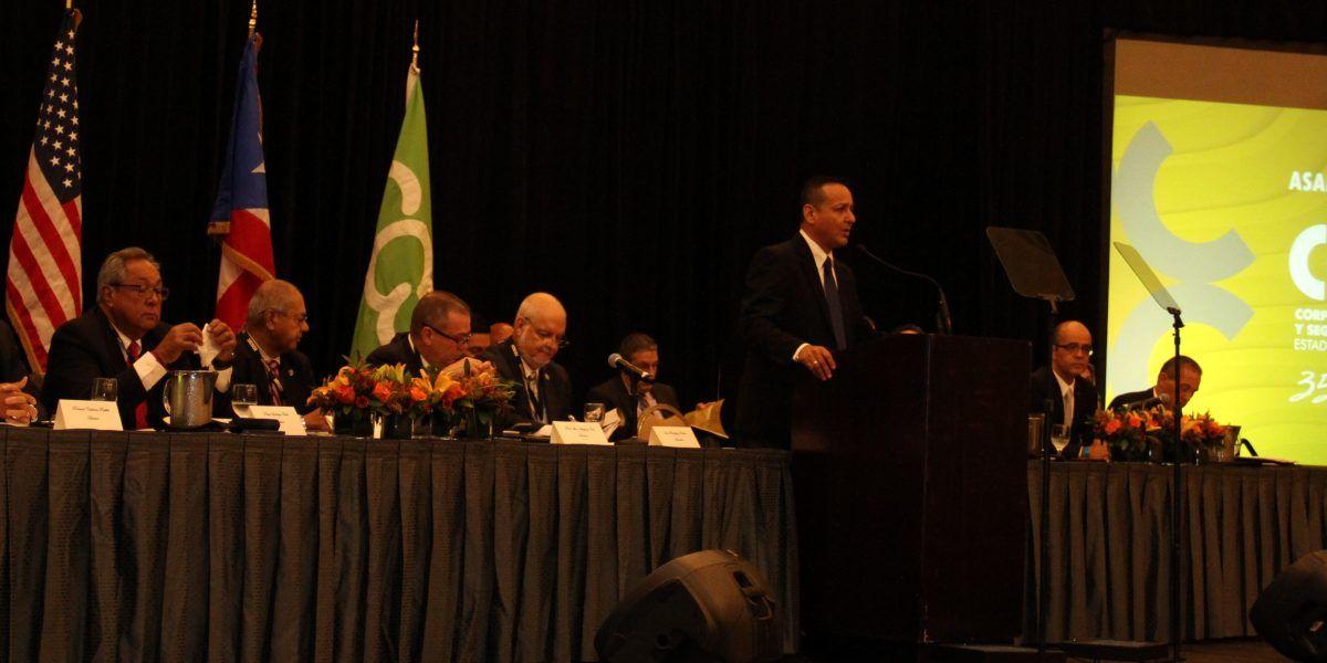 Presidente ejecutivo Cossec presenta estado de situación ante asamblea cooperativista