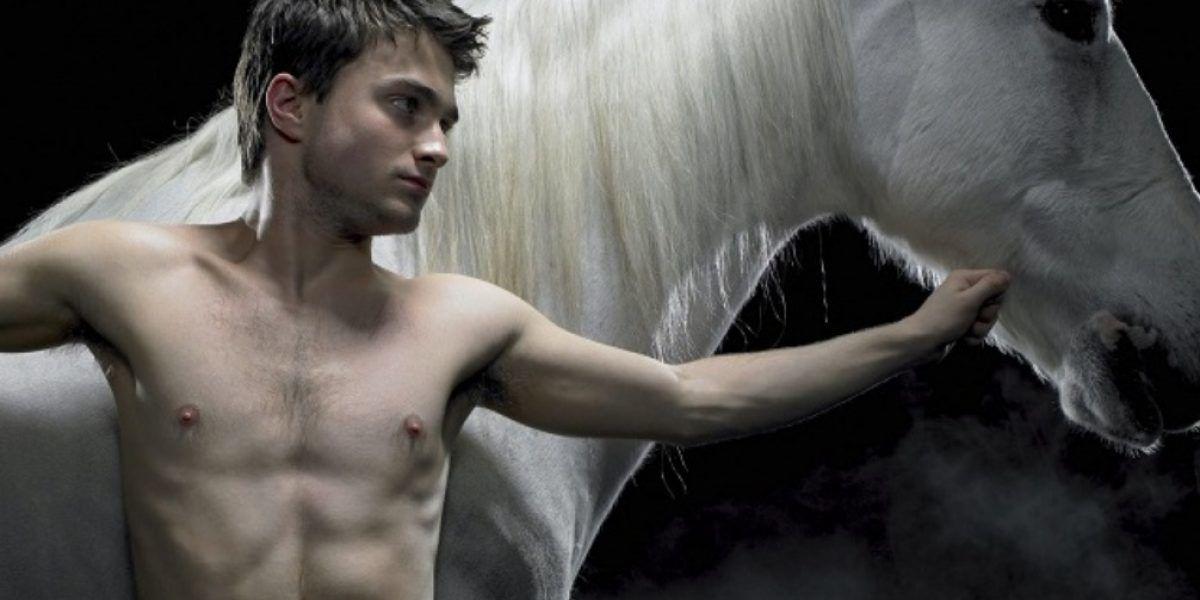 Daniel Radcliffe y el papel que lo hizo experimentar relaciones íntimas gay
