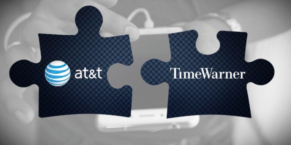 Oficial: AT&T compra Time Warner en mega contrato