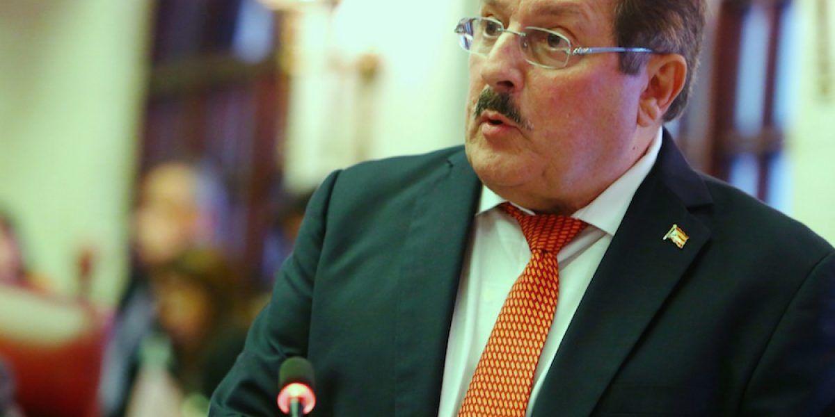 Fas Alzamora hace llamado a la próxima Asamblea Legislativa a mantener la participación en organismos internacionales