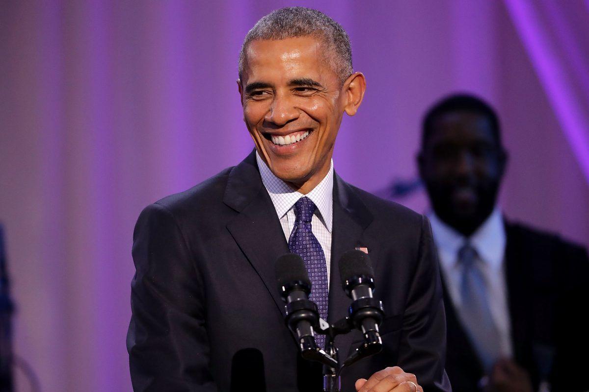 """Barack Obama se puso a bailar """"Hotline Bling"""" y aquí está el video. Imagen Por: Getty Images"""