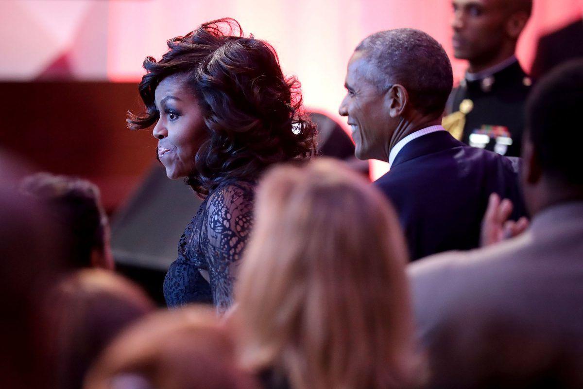 """Barack Obama se puso a bailar """"Hotline Bling"""" y aquí está el video. Imagen Por:"""