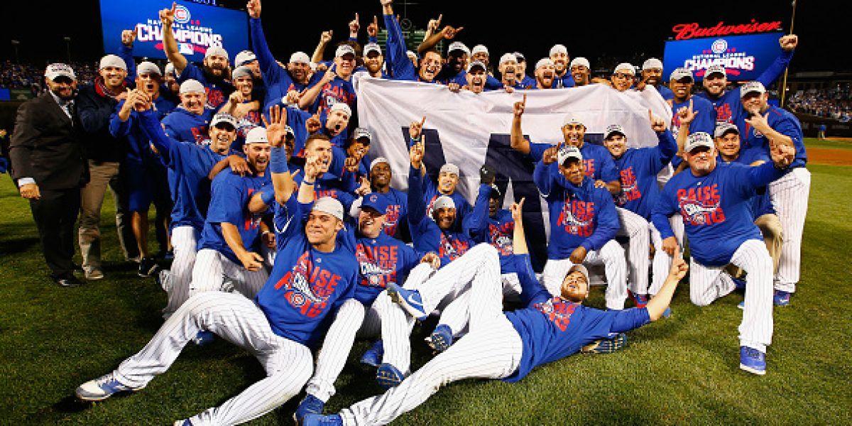Cubs de Chicago avanzan a World Series tras 71 años fuera
