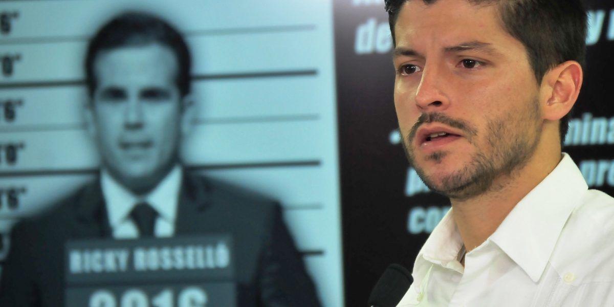 Manuel Natal dice que Rosselló es