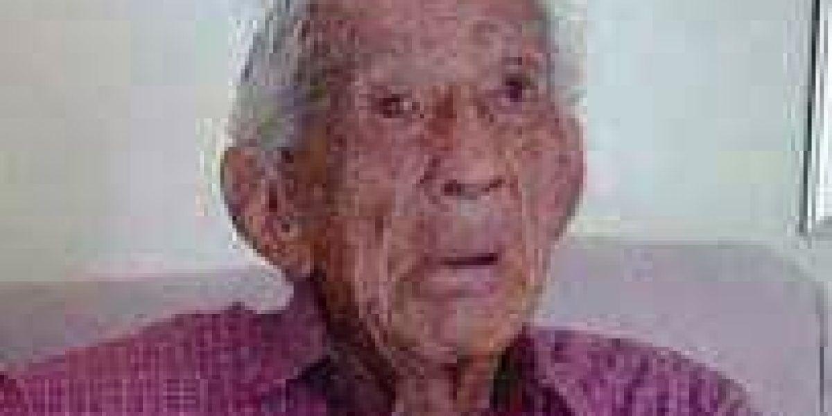 Buscan a anciano de 93 años desaparecido desde el viernes