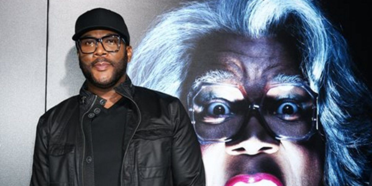 Tyler Perry desplaza a Tom Cruise