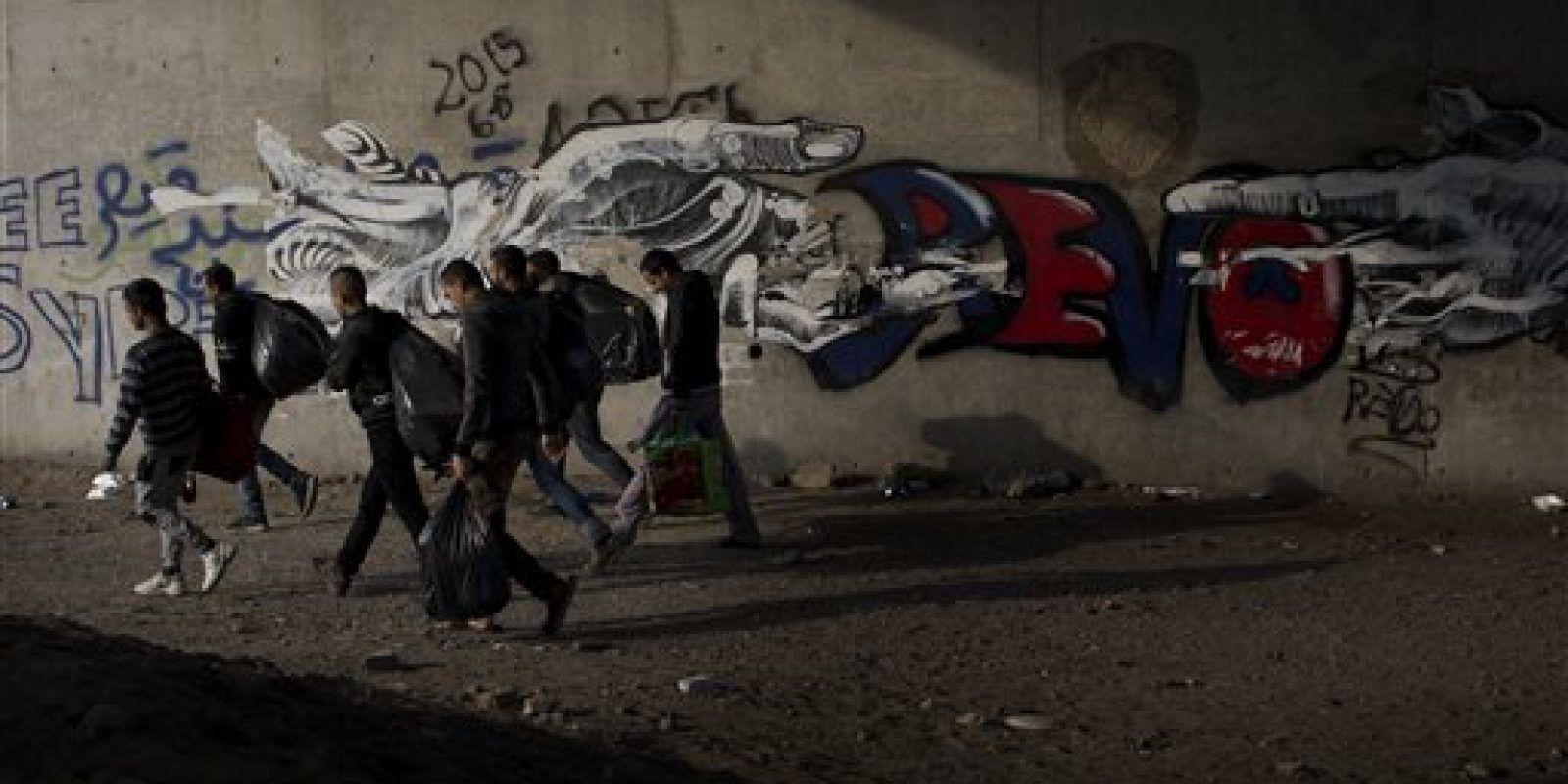 France Migrants. Imagen Por: