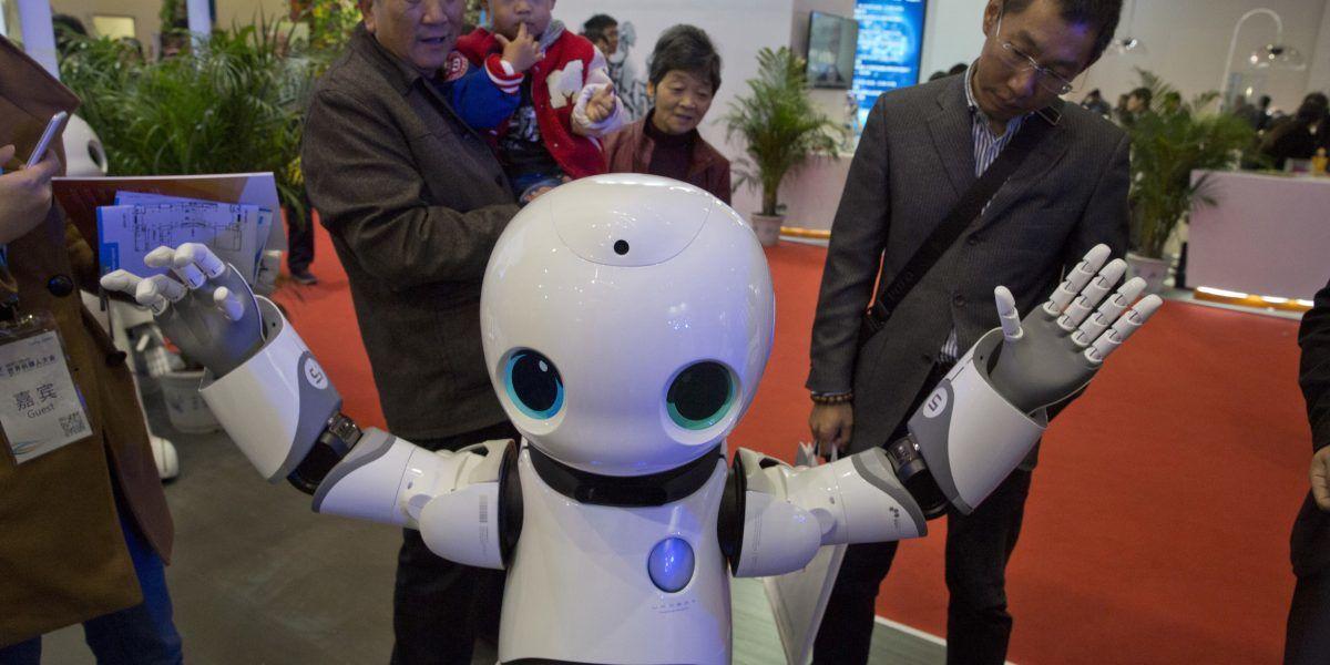 Robots, lo nuevo y más avanzado en la tecnología China