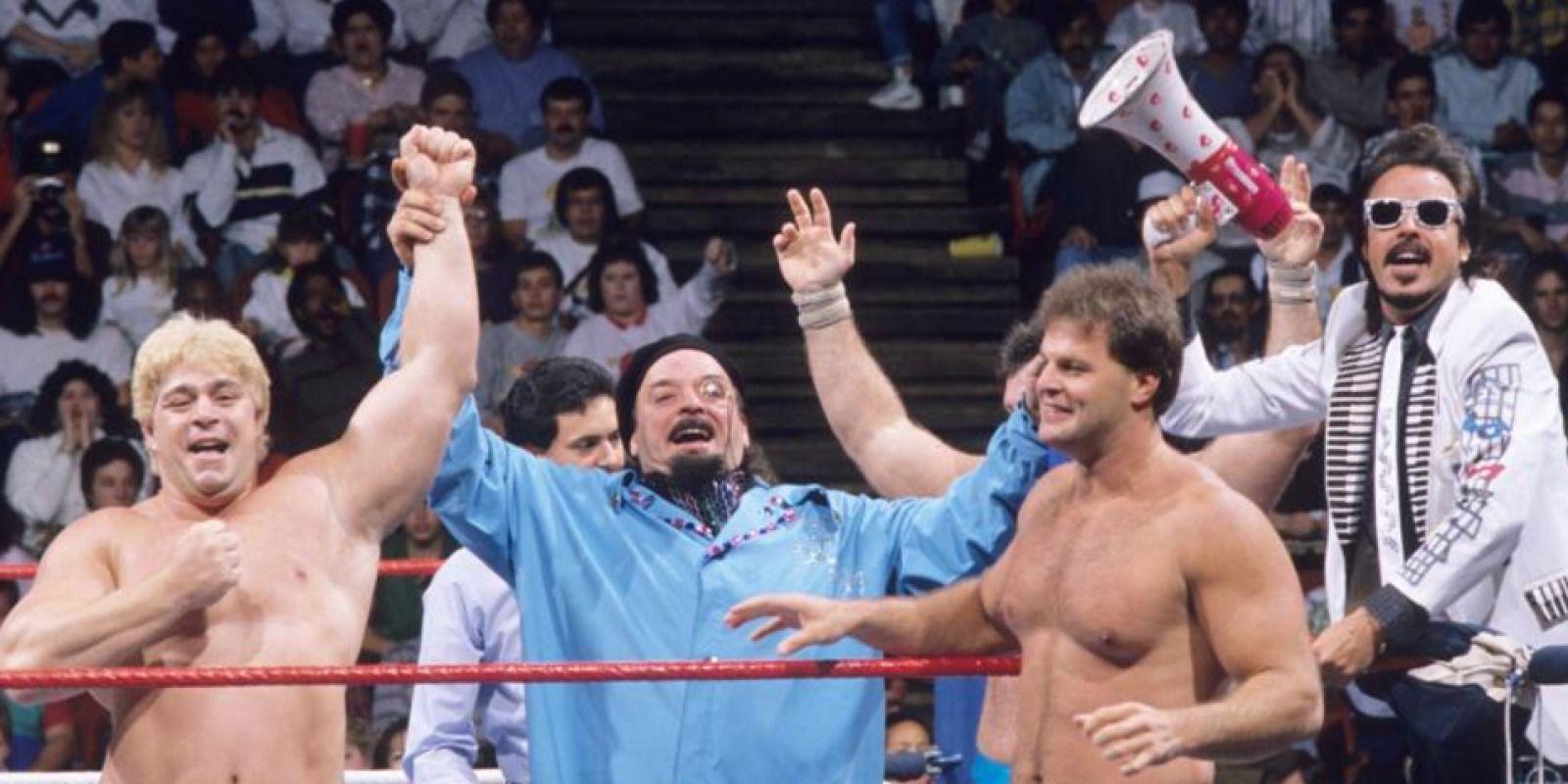Murió Frenchy Martin, exestrella de WWE. Imagen Por: