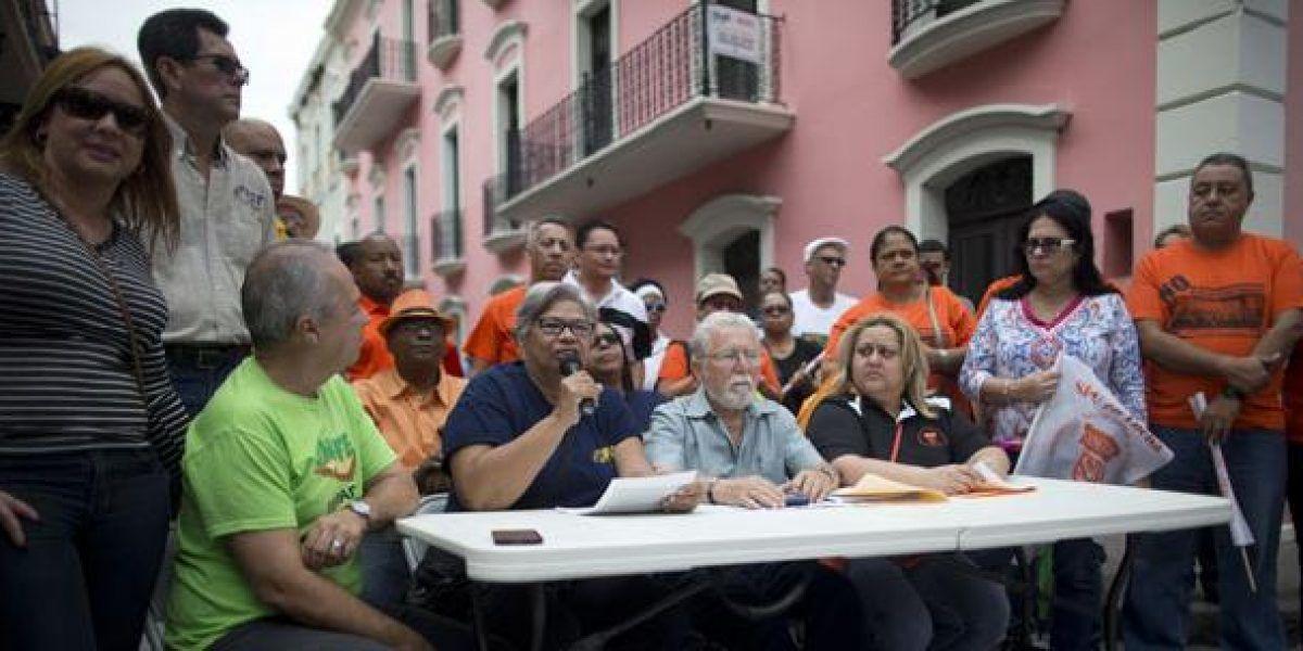 Coalición Sindical exige rendición de cuentas de la JCF