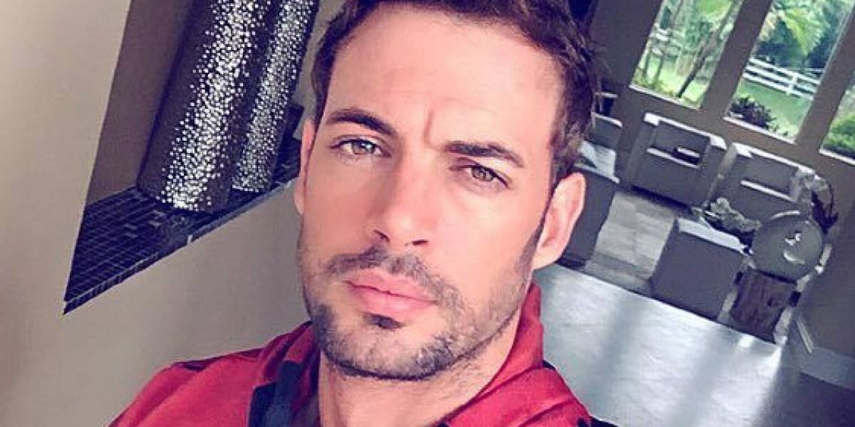 William Levy sufre accidente en medio de grabación de