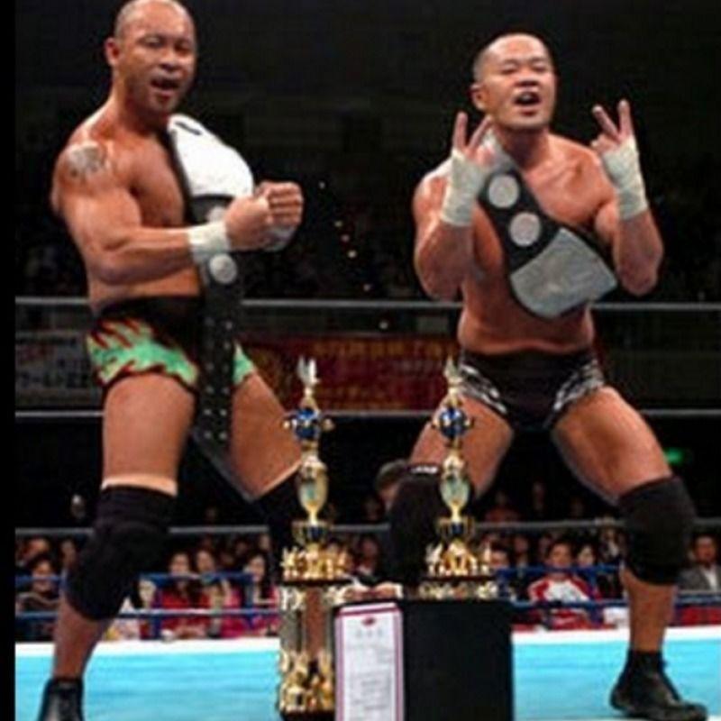 NJPW ataca y critica a WWE. Imagen Por: NJPW