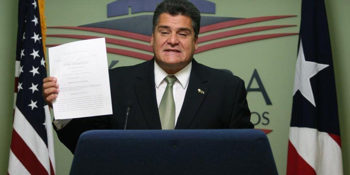 Vasallo pide que investiguen gestión de Eliezer Velázquez en Ponce