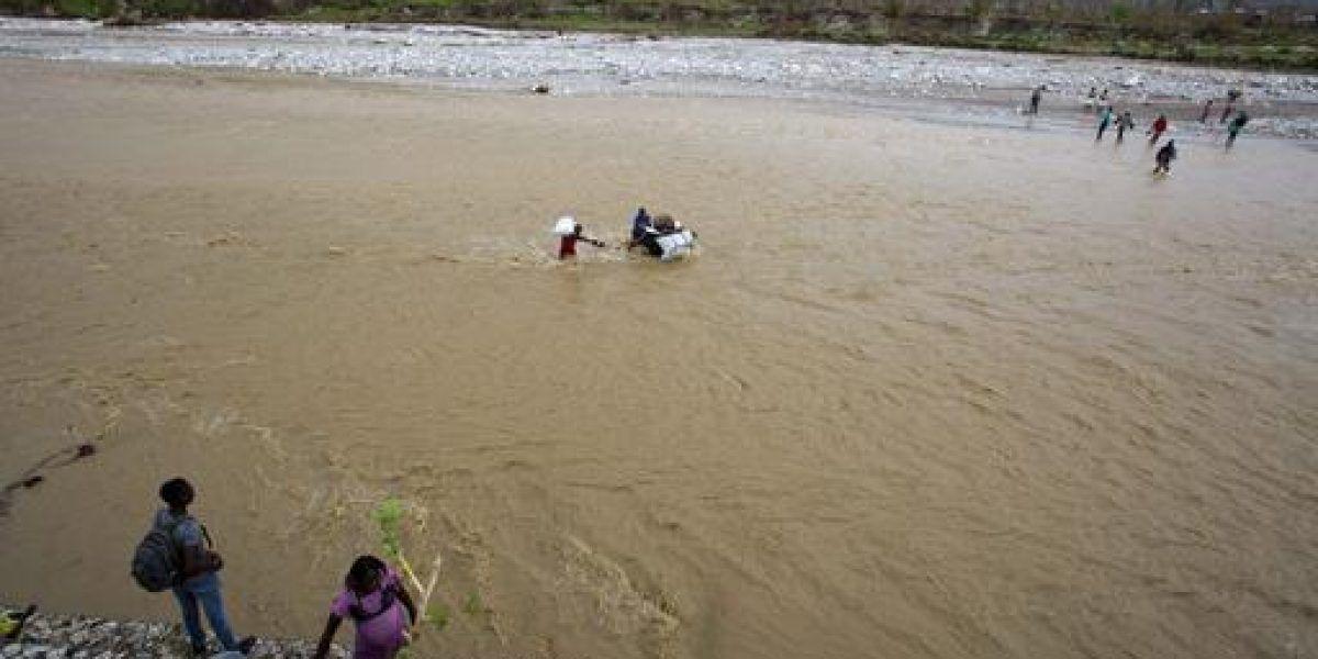 Muere joven en medio de distribución de alimentos en Haití