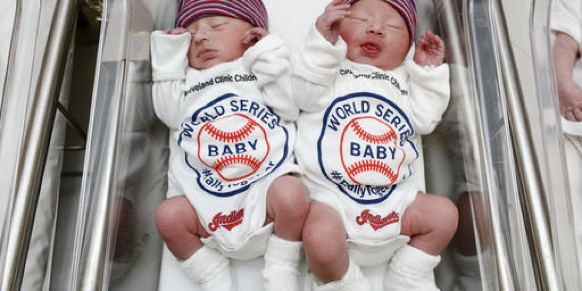 Cleveland recibe apoyo de bebés recién nacidos