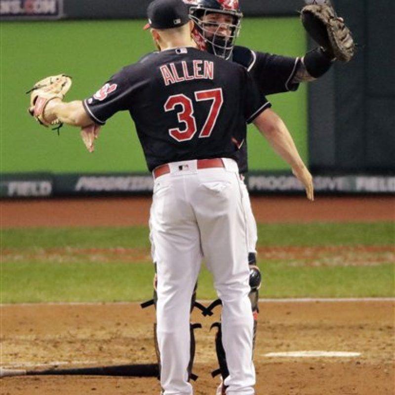 ALCS Blue Jays Indians Baseball. Imagen Por: