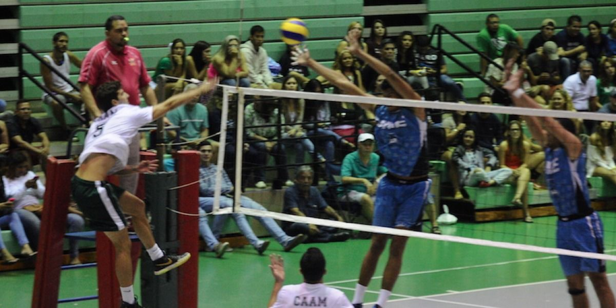 Arrancan octavos de final del voleibol universitario