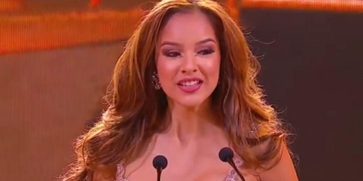 Polémica respuesta de Miss USA en Miss Grand International 2016