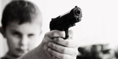 Niño de 13 años mató a un ladrón que entró a su casa. Imagen Por: Pixabay