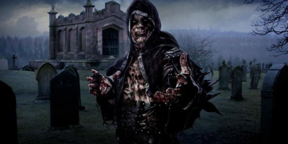 Estrellas WWE se disfrazan de zombies de