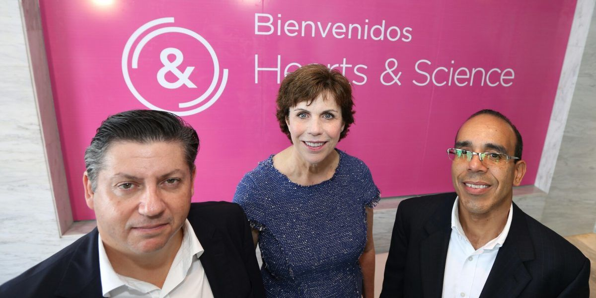 Omnicom Media Group lanza 3ra red de agentes en Puerto Rico: Hearts & Science