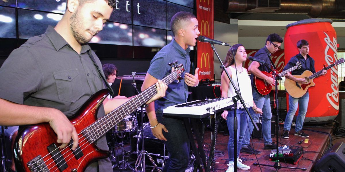 Nueve bandas de rock buscan ganar 'Battle of the Bands'